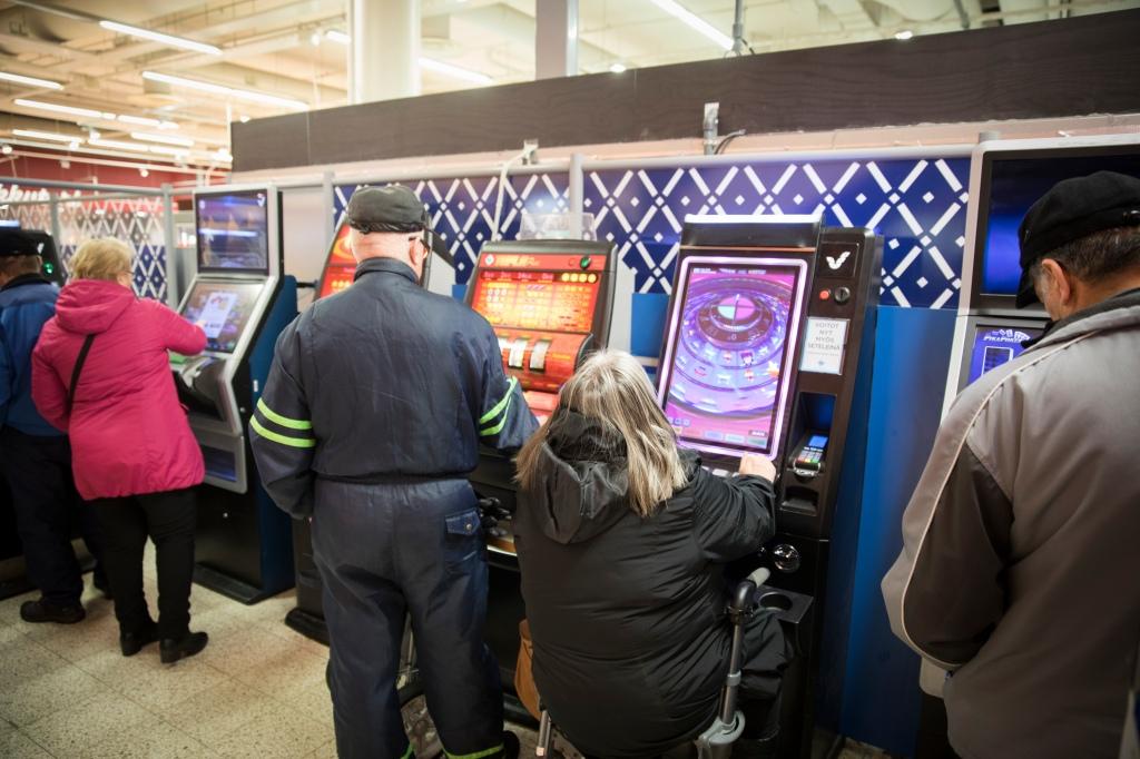 maquinas de juego en finlandia