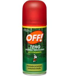 Spray anti-mosquitos finlandes