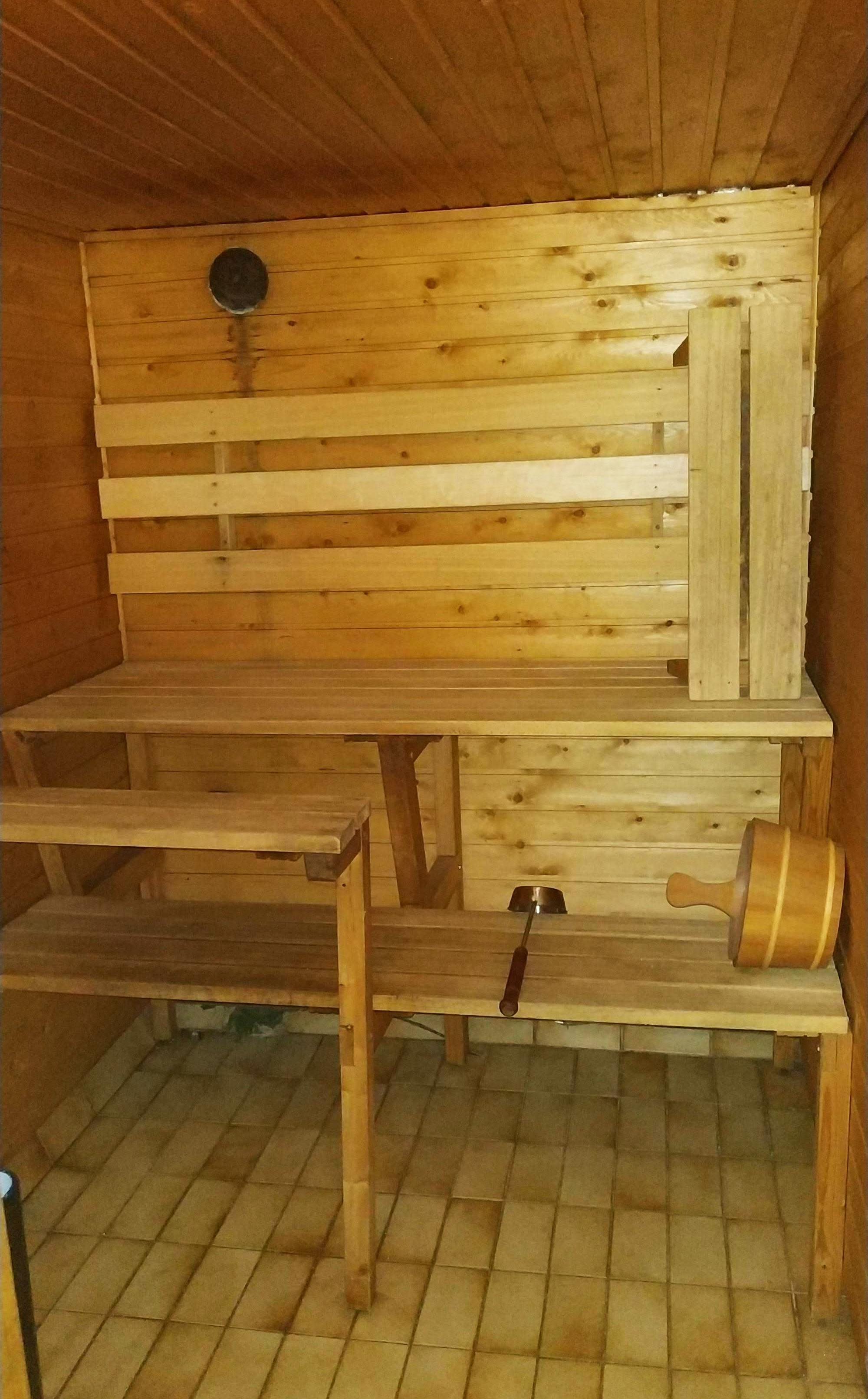 sauna privada en Finlandia