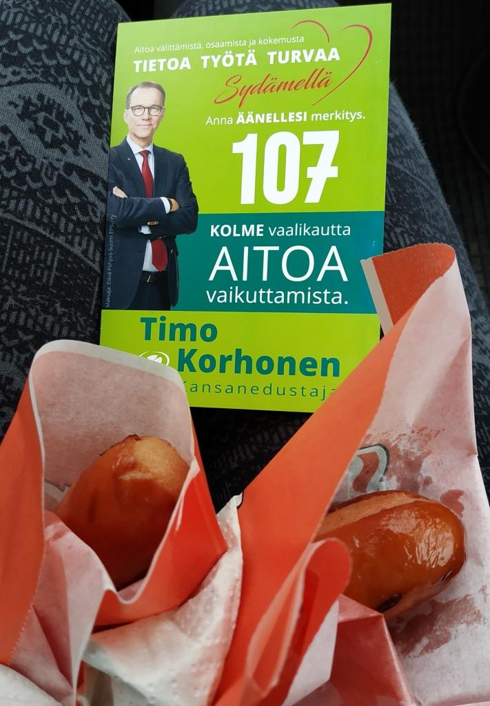 elecciones finlandia