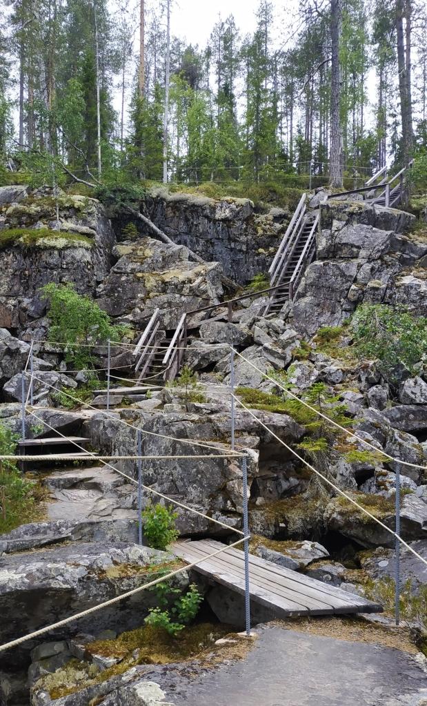 Rutas naturales en Finlandia