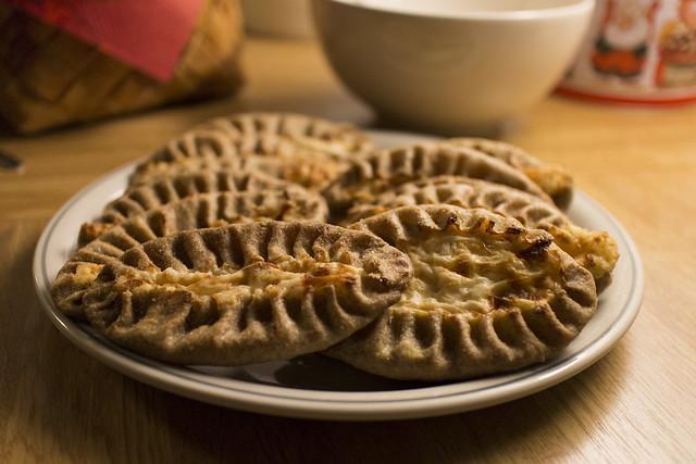 pasteles karelianos finlandeses