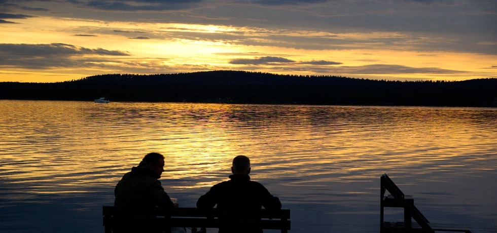 finlandia sol de medianoche