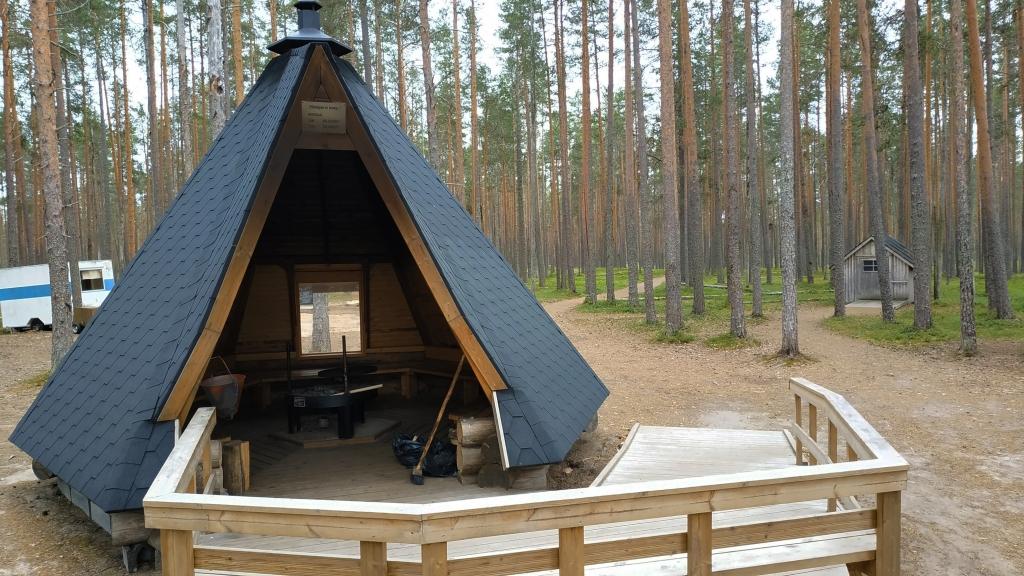 barbacoa parque finlandes