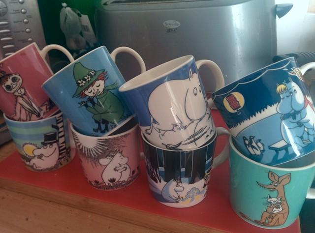 moomin mugs finland