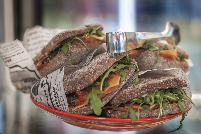 rye bread finland sandwiches