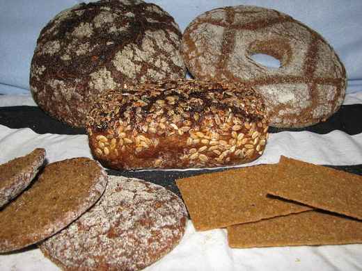 rye bread finland