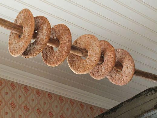 pan de centeno en finlandia