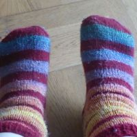 calcetines de lana finlandia