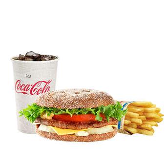 hamburguesa de centeno finlandia