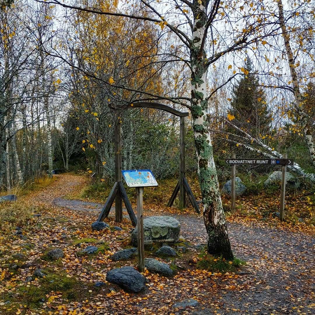 finlandia rutas a pie