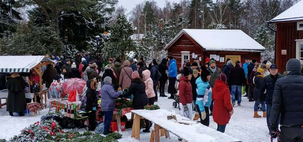 Finnish Christmas Market